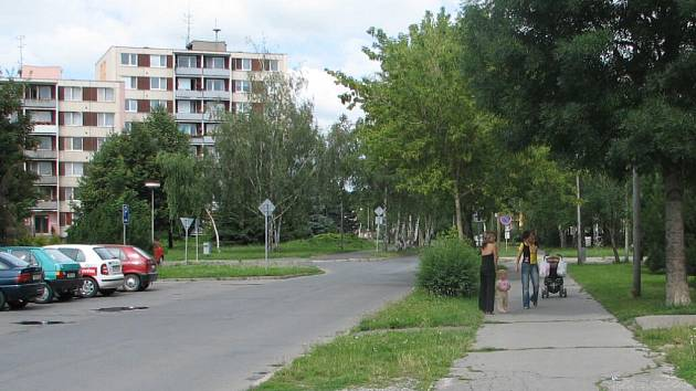 Sídliště E. Beneše