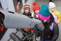 Hvězdárna v Prostějově vítá i malé návštěvníky