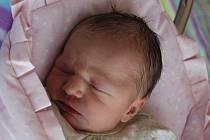 Kristýna Smejkalová, Prostějov, narozena 28. května, 47 cm, 2550g