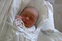 Lucie Soldánová, Krumsín, narozena 5. října, 45 cm, 2650 g