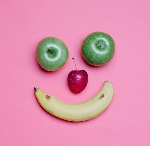 Dbejte o to, aby děti jedly dostatek ovoce a zeleniny.