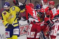 Předkolo play-off: Prostějov vs. Přerov