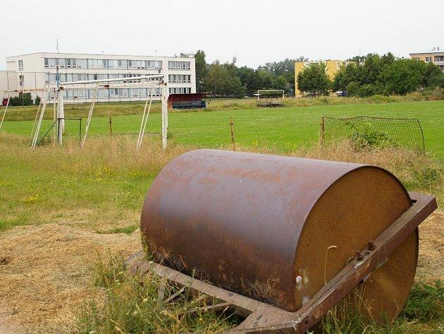 Fotbalový areál E. Valenty