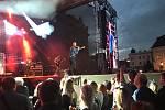 """Koncert No Name, nám. T. G. Masaryka - Prostějovské """"babí"""" léto, 27. srpna 2020"""