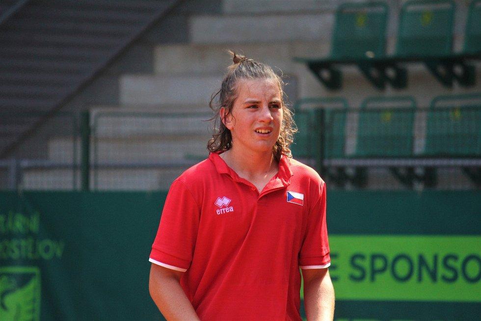 Mistrovství světa družstev do 14 let v tenisu, Prostějov