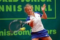 Tenisové MS družstev do 14 let v Prostějově. Ilustrační foto
