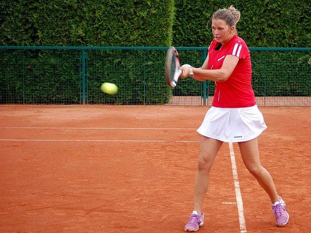 Ze zápasu ČR – Argentina, Miriam Kolodziejová