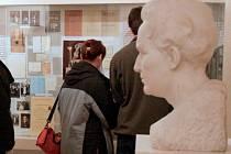 Stálá expozice o Jiřím Wolkerovi v prostějovském muzeu
