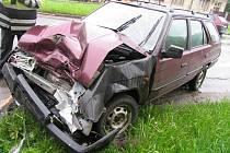 Nehoda v Bedihošti