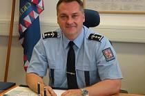 Po pěti letech odchází z Prostějova vedoucí Územního odboru policie České republiky Pavel Novák