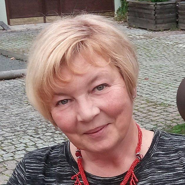 Starostka obce Slatinky Monika Prokopová
