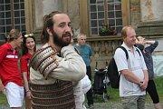 Historická akce Útrapy války na plumlovském zámku