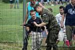 Dětský den s armádou ve Vícově