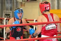 Prostějovští boxeři proti Ostravě