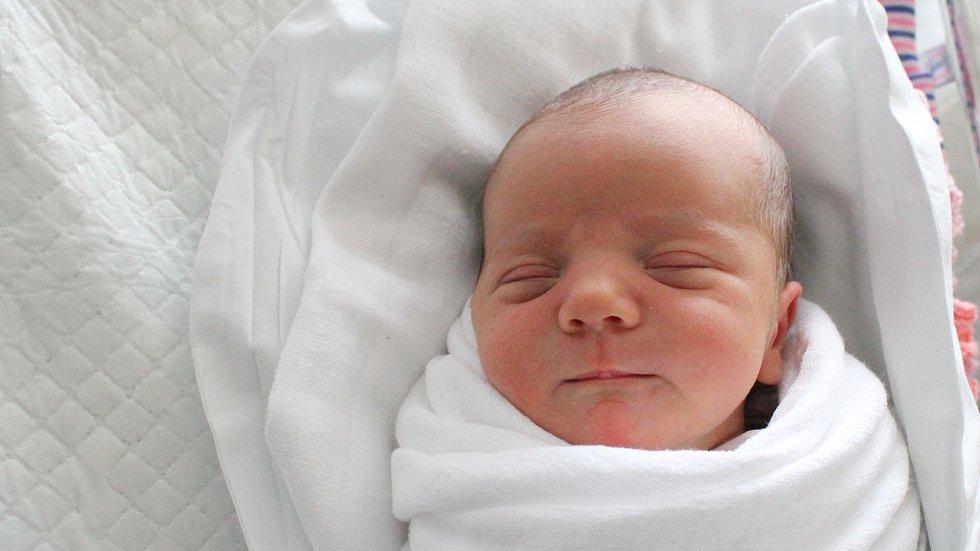 Mia Havelková, Kralice na Hané, narozena 1. května 2019 v Prostějově, míra 51 cm, váha 3400 g
