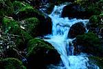 Žlebský vodopád