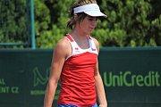 Mistrovství světa družstev do 14 let v tenisu, Prostějov. Linda Nosková