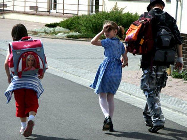 Nejčastěji utíkají děti z dětských domovů.