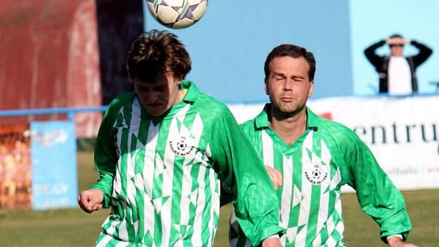 Fotbalisté Kralic