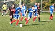 Mistrovské utkání III. třídy OFS Prostějov mezi Sokolem Olšany a FC Kostelec na Hané B.