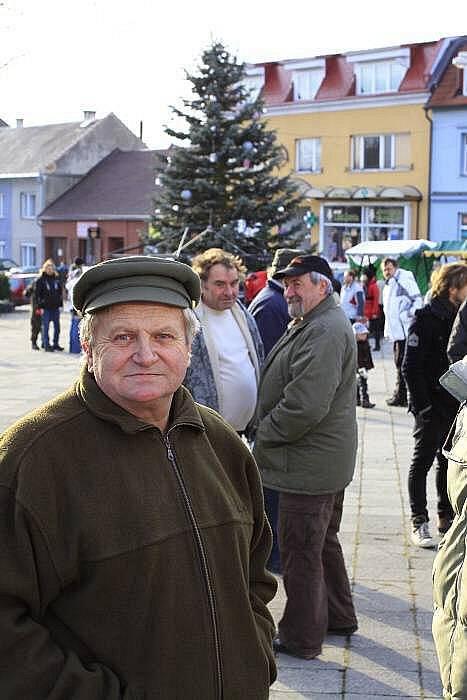 Vánoční trhy v Konici