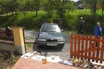 Nehoda ve Stínavě