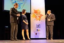 Ve čtvrtek 28. listopadu oslavila Střední odborná škola podnikání a obchodu 25. výročí od svého založení.