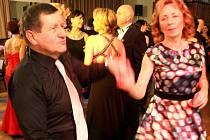Městský ples v Prostějově