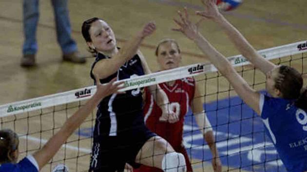 o sportu pod vysokou volejbalovou sítí v ženském podání hodlá od příští sezony výrazně promlouvat nový ambiciózní oddíl VK Prostějov vydatně podporovaný marketinkovou společností TK Plus.
