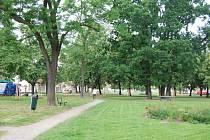 Revitalizace Husova náměstí v Prostějově