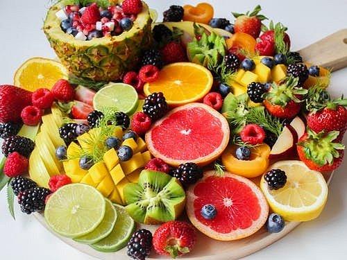 Ovoce. Ilustrační foto.
