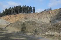 Kamenolom v Baldovci
