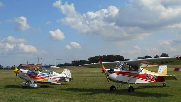 Letadla. Ilustrační foto