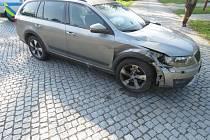 Nehoda ve Smržicích