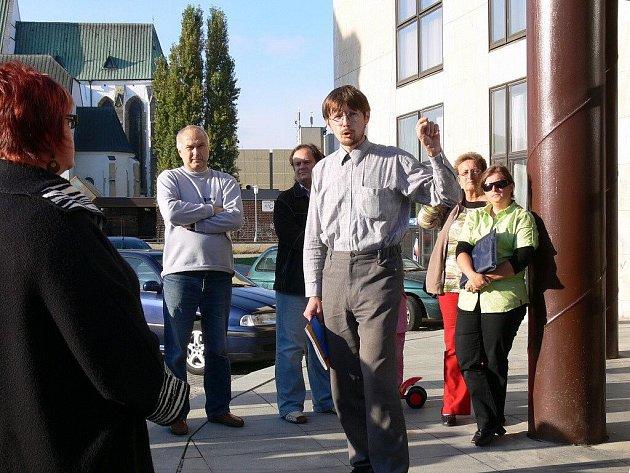 Diskuse o prostějovském KaS centru