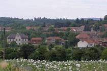 Pohled na Prostějovičky. Ilustrační foto
