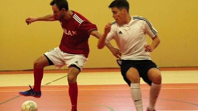 Futsal na Prostějovsku. Ilustrační foto.