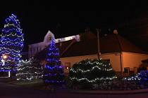 V Kralicích na Hané mají jednu z nejpoutavějších vánočních výzdob na celé Moravě.