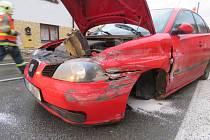 Nehoda seatu ve Vrchoslavicích