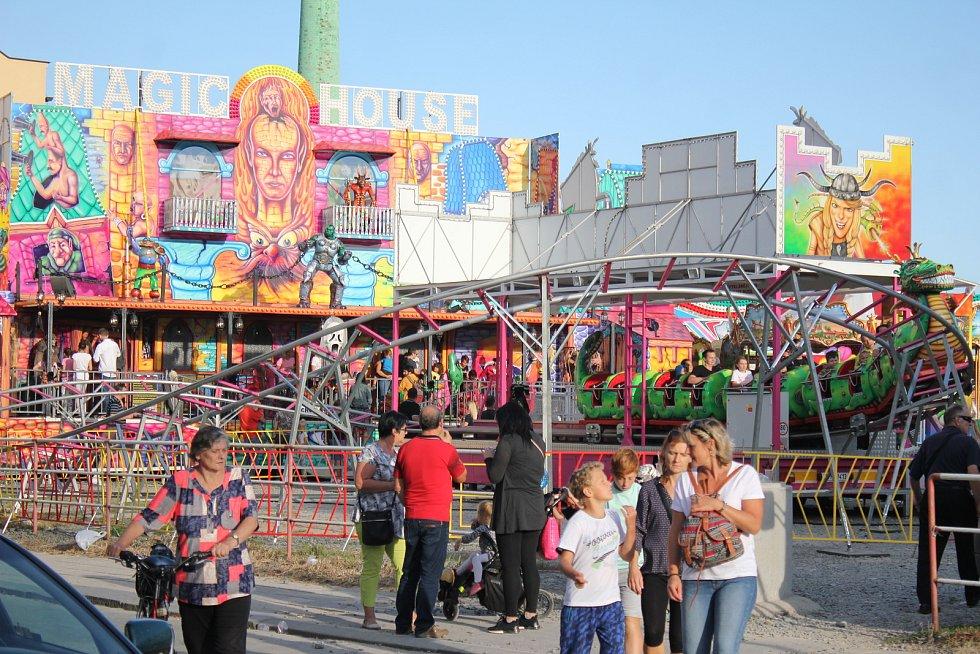 Hanácké slavnosti jsou v plném proudu.