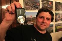 Lubomír Šmída a jeho fotoaparát