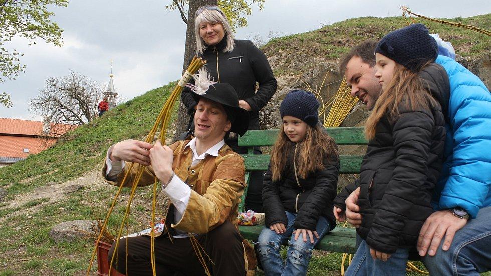Velikonoční akce na plumlovském zámku. Ilustrační foto