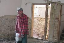 Opravy v prostějovském zámku jsou v plném proudu