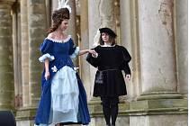 Žena a Charme na Plumlově. Ilustrační foto