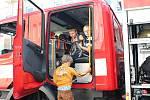 Den otevřených dveří u hasičů v Prostějově 2019