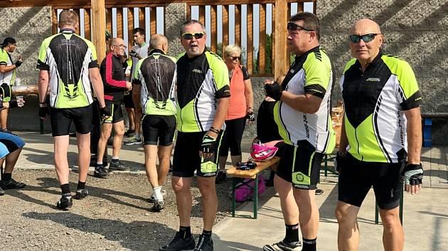 19. ročník akce Na bicyklech Němčickem
