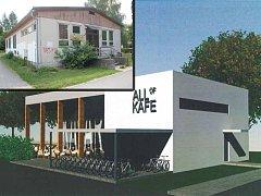 Bývalá klubovna skautů v Kolářových sadech se má proměnit v kavárnu
