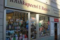 Knihkupectví U Radnice. Ilustrační foto