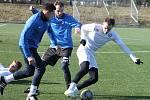 MFK Vyškov – FK Kozlovice 1:1 (1:0)
