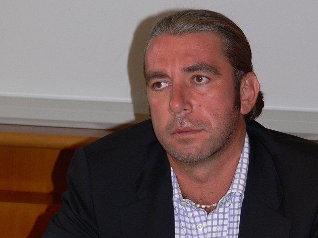 Tomáš Chrenek.